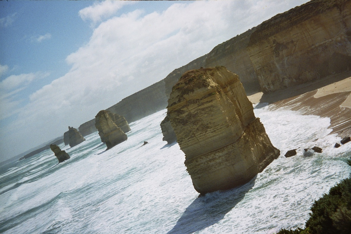 Twelve Apostels along the Great Ocean Road, Victoria, Australia