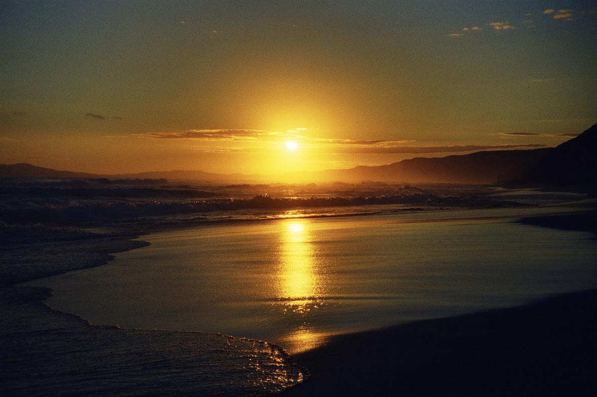 Stunning WA sunset, Western Australia, Australia