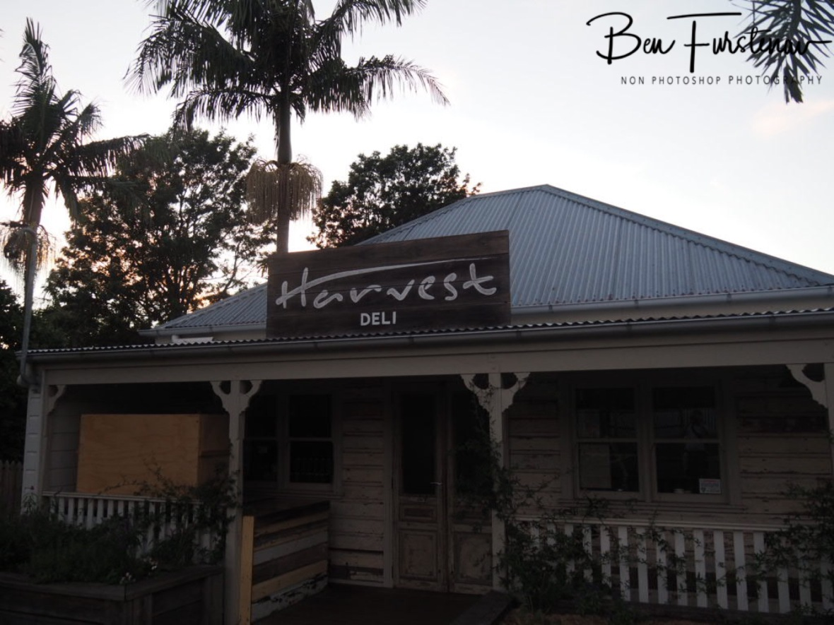 Harvest Cafe Deli in Newrybar, New South Wales, Australia