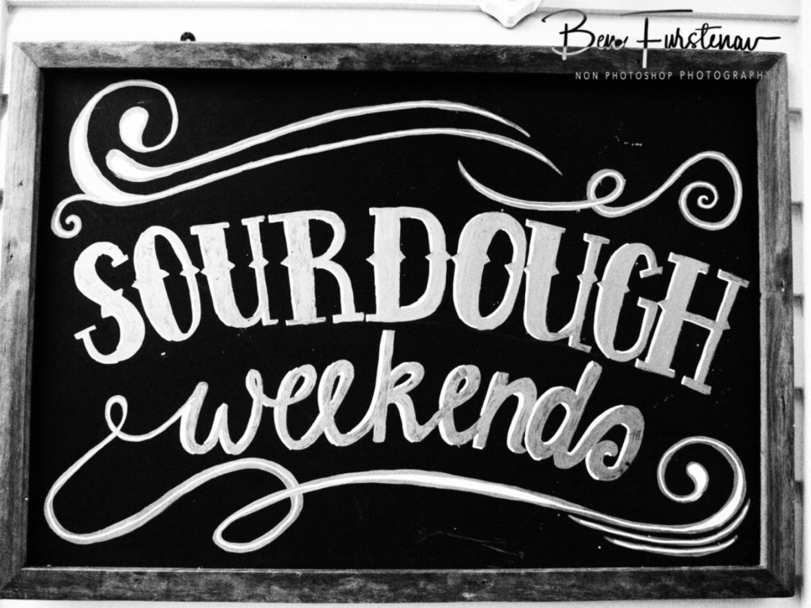 Sourdough weekends at Harvest Cafe, Newrybar, New South Wales, Australia