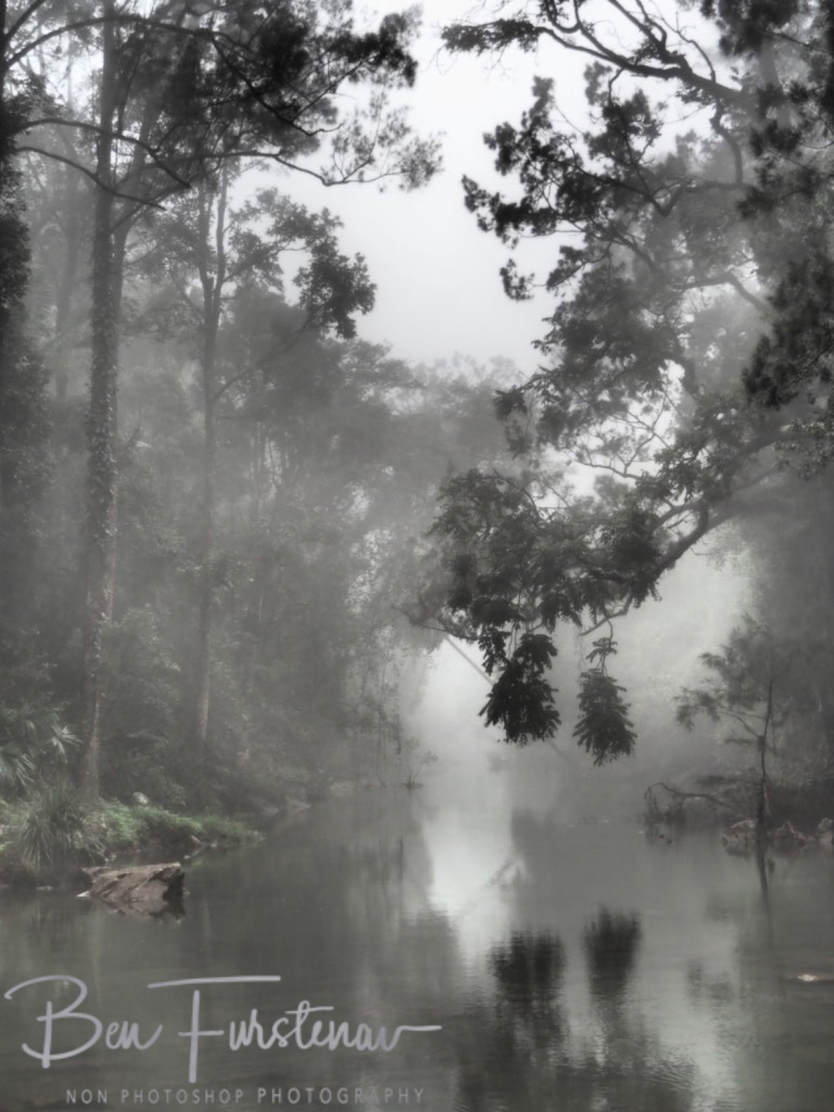 Spooky experience at Eungalla National Park, Queensland, Australia