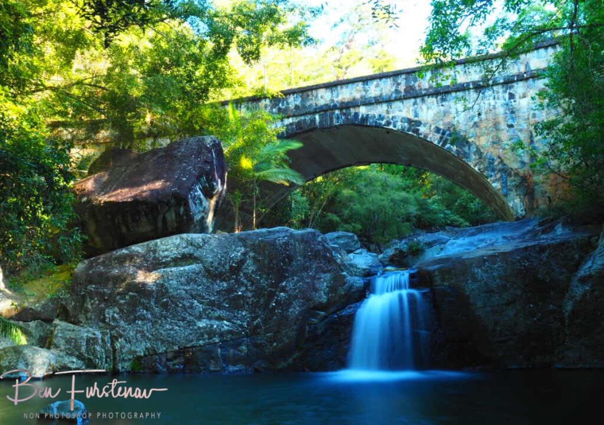 Little Crystal Creek Bridge, Far North Queensland, Australia