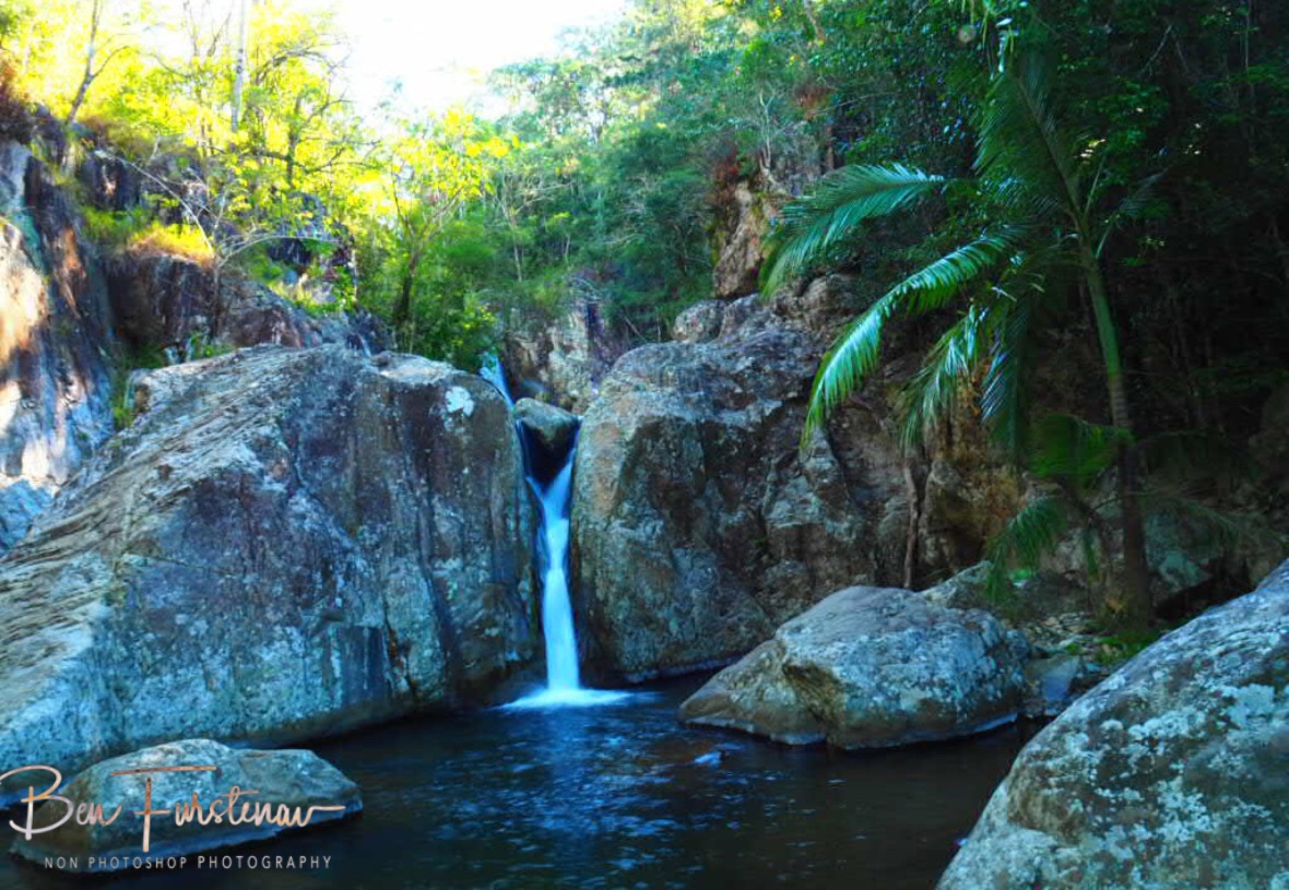 Stopped in my tracks at Little Crystal Creek, Northern Queensland, Australia
