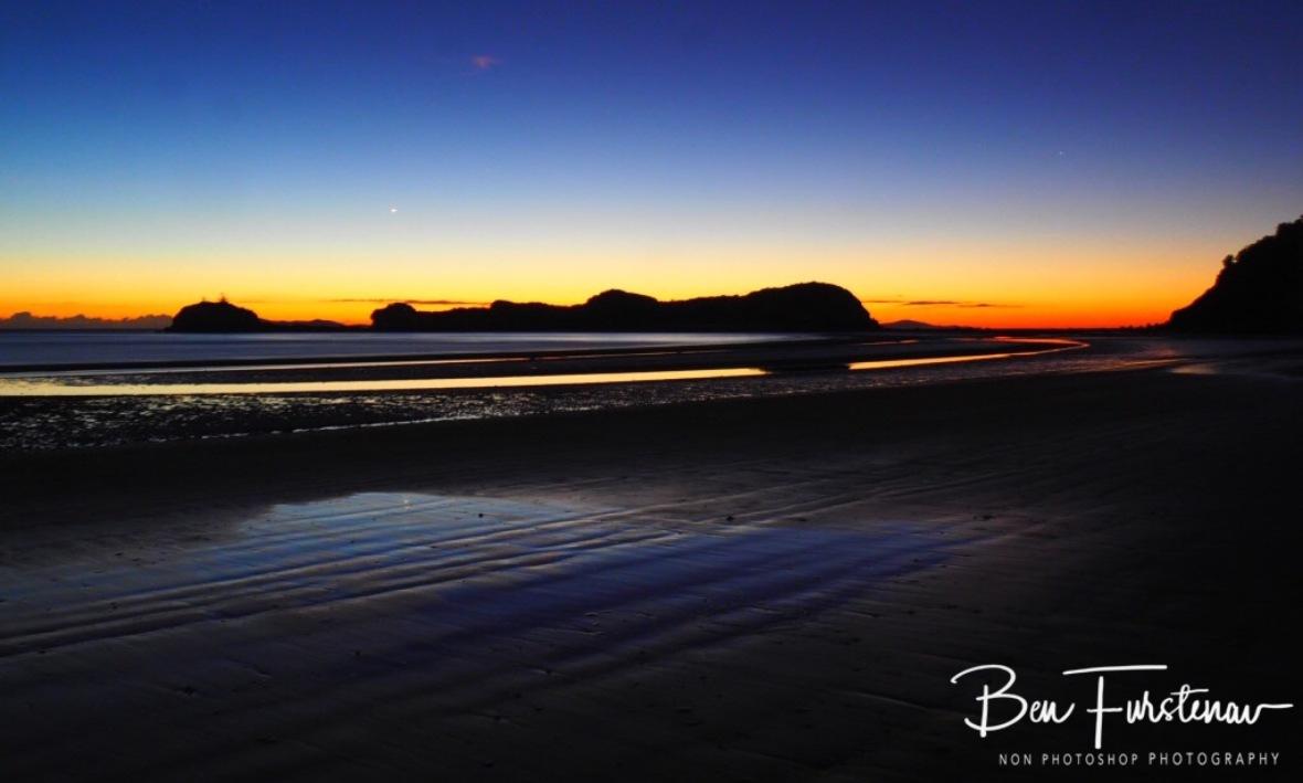 First light over Cape Hillsborough, Queensland, Australia