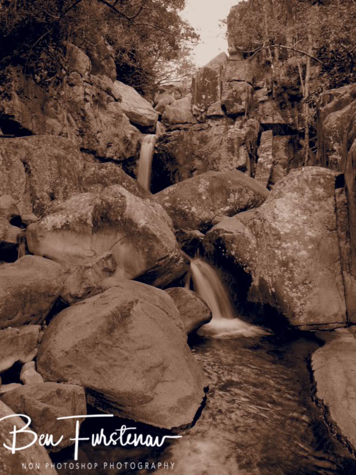 Cascades at Little Crystal Creek, Far North Queensland, Australia