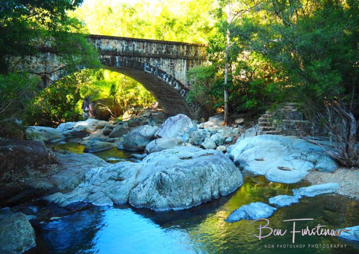 Priceless effort at Little Crystal Creek, Northern Queensland, Australia