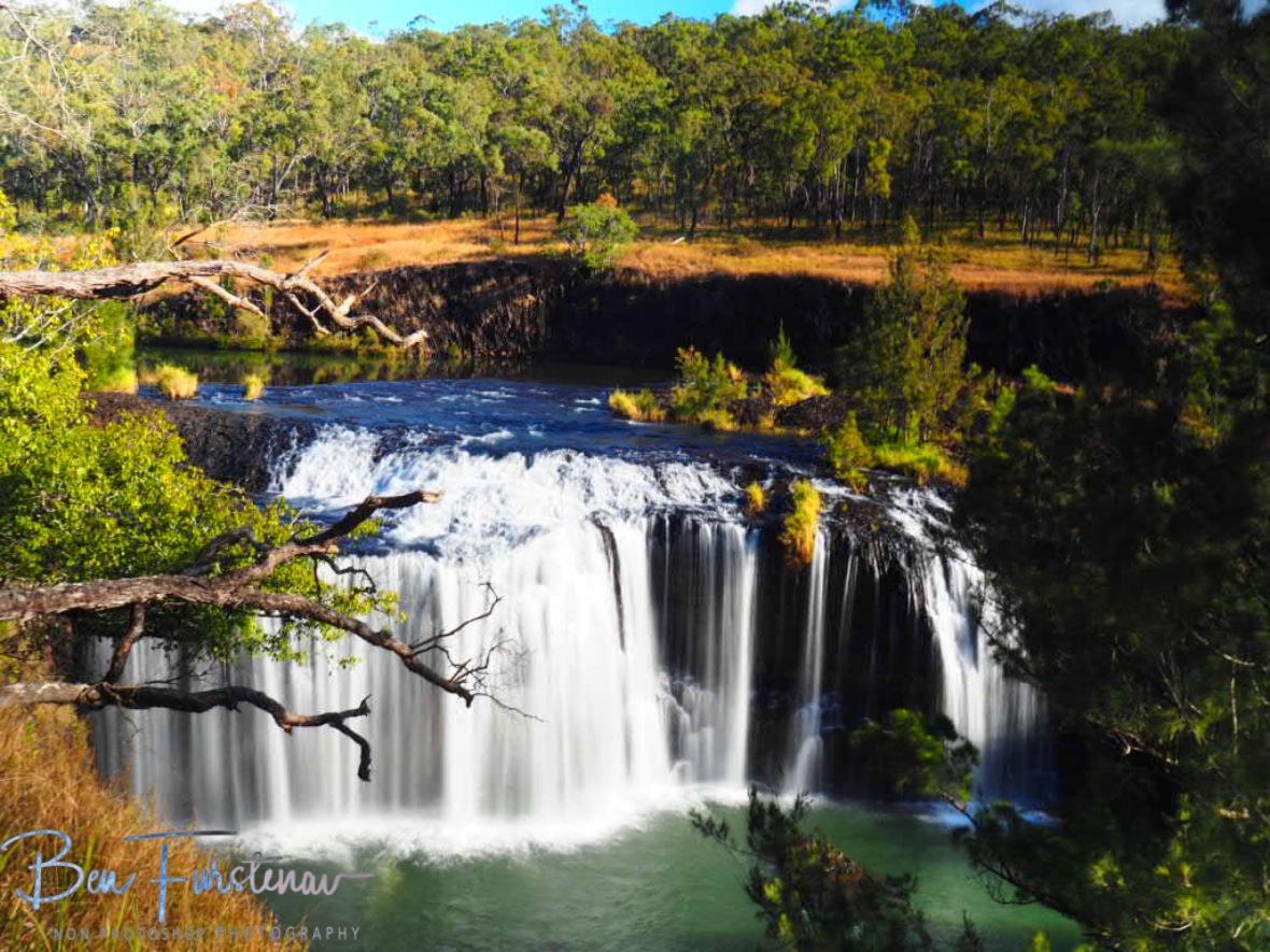 Bridal veil falls, Atherton Tablelands, Far North Queensland, Australia