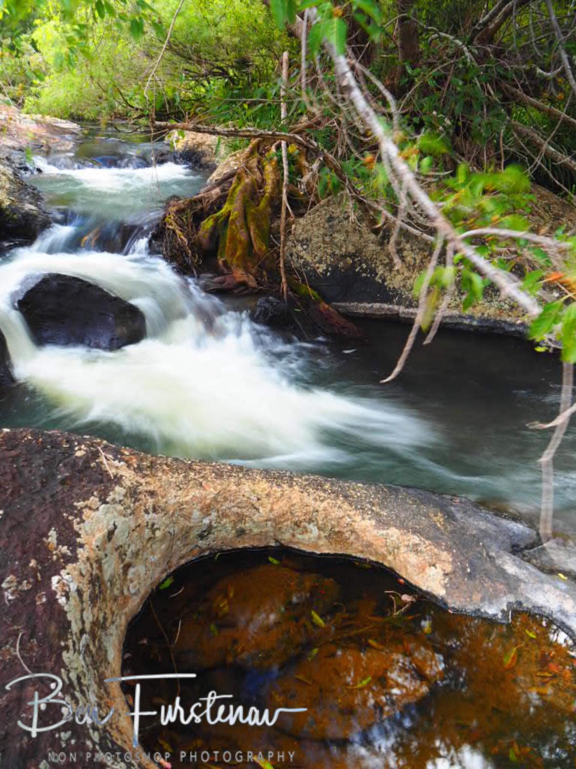 Calm and wild, Atherton Tablelands. Far North Queensland, Australia