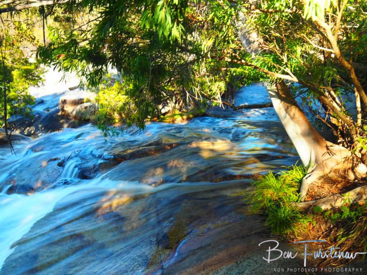 My favourite photo for obvious reasons at Emerald Creek Falls, Atherton Tablelands, Far North Queensland, Australia