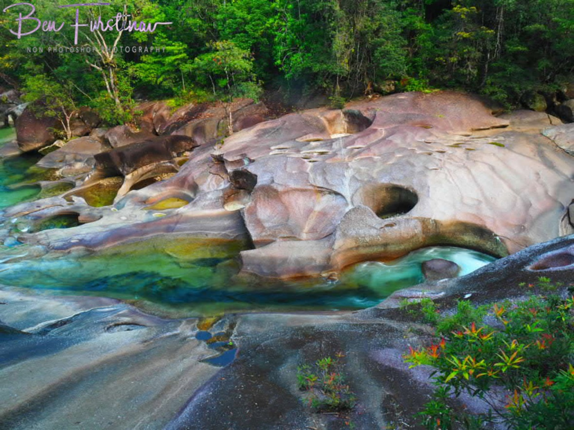 Colourful tranquility  at Babinda, Tropical Northern Queensland, Australia