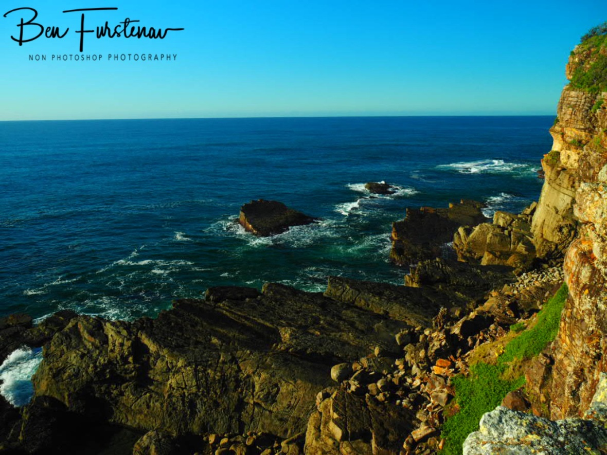 Rugged coastline  @ Crowdy Head, Northern New South Wales, Australia