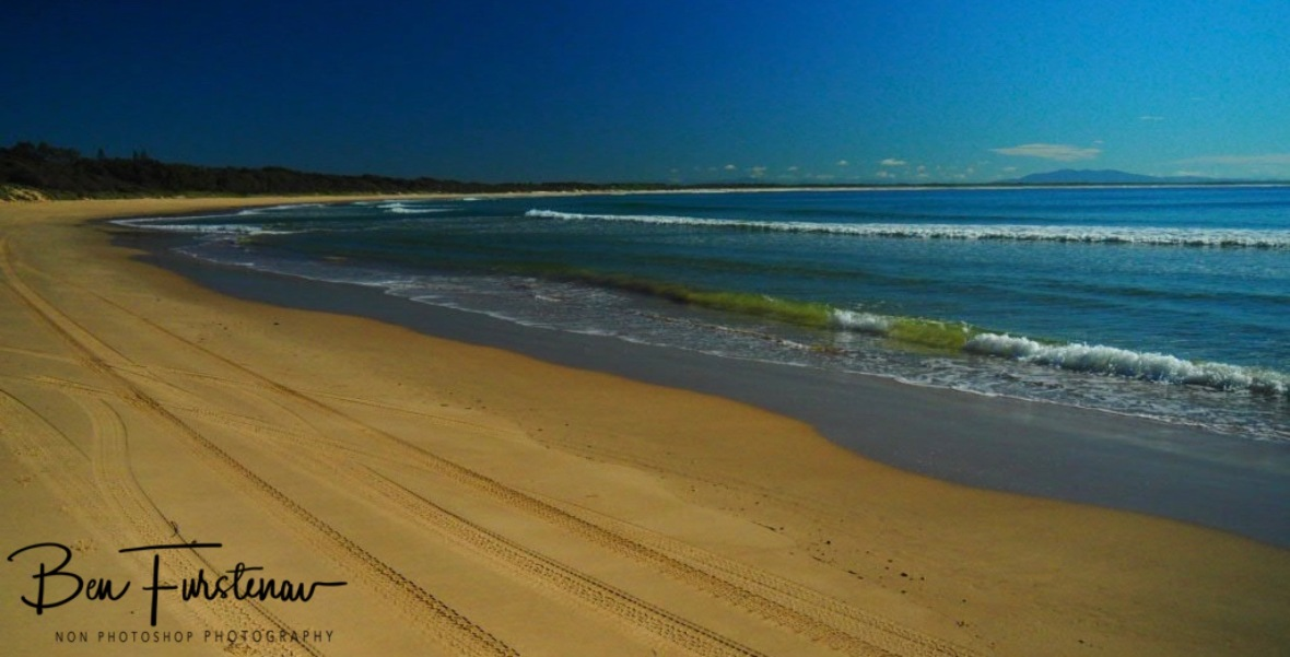 My favourite beach, empty! @ Hat Head, Northern New South Wales, Australia