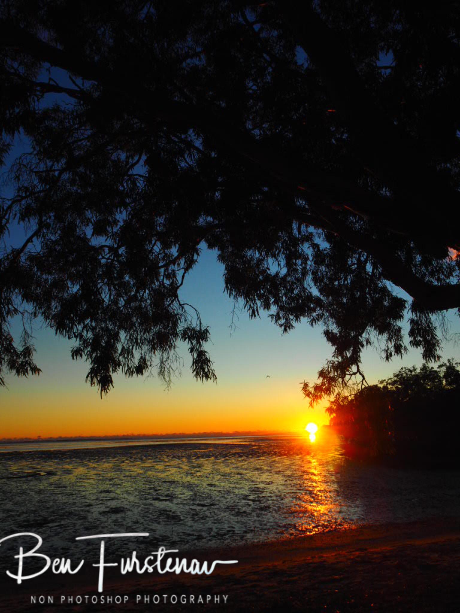 Breakfast view @ Deception Bay, South-East Queensland, Australia