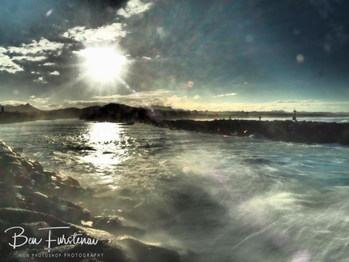 Dramatic view @ Brunswick Heads, Northern New South Wales, Australia