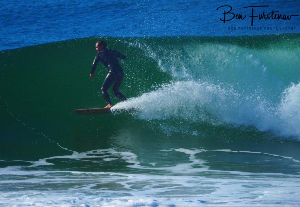 Barrels of fun @ Brunswick Heads, Northern New South Wales, Australia