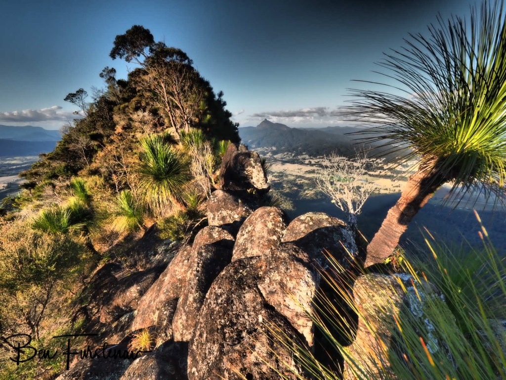 Boder Ranges National Park, Northern New South Wales, Australia