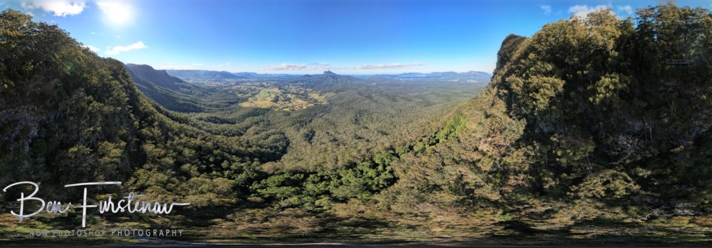 Border Ranges National Park, Northern New South Wales, Australia